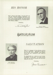 Page 13, 1959 Edition, Girard Rural High School - Trojan Yearbook (Girard, KS) online yearbook collection