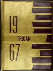 Page 1, 1967 Edition, Girard Rural High School - Trojan Yearbook (Girard, KS) online yearbook collection