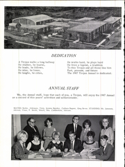 Page 6, 1967 Edition, Girard Rural High School - Trojan Yearbook (Girard, KS) online yearbook collection