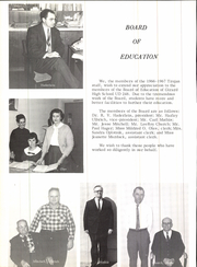 Page 8, 1967 Edition, Girard Rural High School - Trojan Yearbook (Girard, KS) online yearbook collection