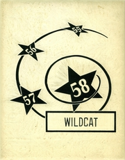 1958 Edition, De Soto High School - Wildcat Yearbook (Desoto, KS)