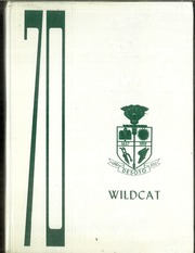 1970 Edition, De Soto High School - Wildcat Yearbook (Desoto, KS)