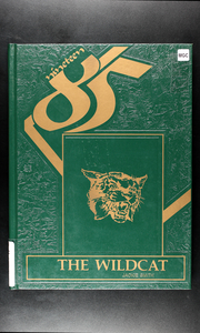 1985 Edition, De Soto High School - Wildcat Yearbook (Desoto, KS)