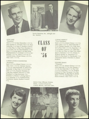 Page 15, 1956 Edition, Haven High School - Tasmanian Yearbook (Haven, KS) online yearbook collection