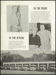 Page 10, 1952 Edition, Clearwater High School - Afterglow Yearbook (Clearwater, KS) online yearbook collection