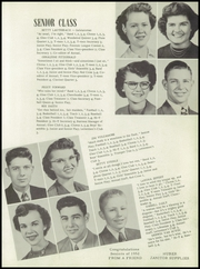 Page 11, 1952 Edition, Clearwater High School - Afterglow Yearbook (Clearwater, KS) online yearbook collection