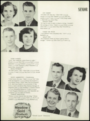 Page 12, 1952 Edition, Clearwater High School - Afterglow Yearbook (Clearwater, KS) online yearbook collection