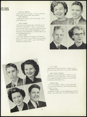 Page 13, 1952 Edition, Clearwater High School - Afterglow Yearbook (Clearwater, KS) online yearbook collection