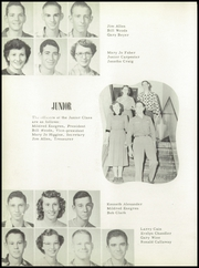 Page 14, 1952 Edition, Clearwater High School - Afterglow Yearbook (Clearwater, KS) online yearbook collection