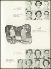Page 15, 1952 Edition, Clearwater High School - Afterglow Yearbook (Clearwater, KS) online yearbook collection