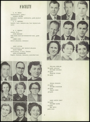 Page 7, 1952 Edition, Clearwater High School - Afterglow Yearbook (Clearwater, KS) online yearbook collection
