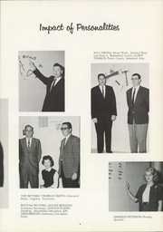 Page 13, 1965 Edition, Baxter Springs High School - Jayhawker Yearbook (Baxter Springs, KS) online yearbook collection
