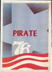 1976 Edition, Piper High School - Pirate Yearbook (Kansas City, KS)