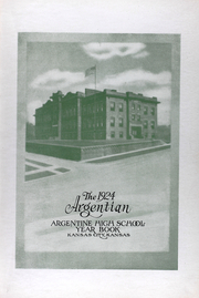 Page 10, 1924 Edition, Argentine High School - Mustang Yearbook (Kansas City, KS) online yearbook collection