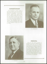 Page 12, 1935 Edition, Argentine High School - Mustang Yearbook (Kansas City, KS) online yearbook collection