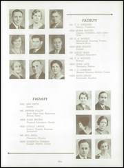 Page 13, 1935 Edition, Argentine High School - Mustang Yearbook (Kansas City, KS) online yearbook collection