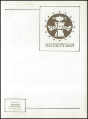 Page 5, 1935 Edition, Argentine High School - Mustang Yearbook (Kansas City, KS) online yearbook collection