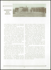 Page 9, 1935 Edition, Argentine High School - Mustang Yearbook (Kansas City, KS) online yearbook collection