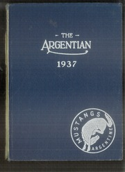 1937 Edition, Argentine High School - Mustang Yearbook (Kansas City, KS)