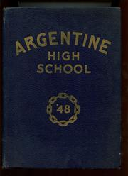 1948 Edition, Argentine High School - Mustang Yearbook (Kansas City, KS)