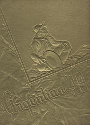 1949 Edition, Argentine High School - Mustang Yearbook (Kansas City, KS)
