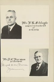Page 15, 1950 Edition, Argentine High School - Mustang Yearbook (Kansas City, KS) online yearbook collection