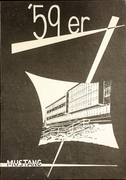 1959 Edition, Argentine High School - Mustang Yearbook (Kansas City, KS)