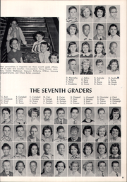 Page 13, 1959 Edition, Argentine High School - Mustang Yearbook (Kansas City, KS) online yearbook collection