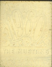 1960 Edition, Argentine High School - Mustang Yearbook (Kansas City, KS)