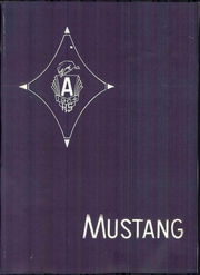 1964 Edition, Argentine High School - Mustang Yearbook (Kansas City, KS)