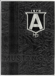 1970 Edition, Argentine High School - Mustang Yearbook (Kansas City, KS)