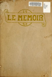 Page 5, 1920 Edition, Eureka High School - Le Memoir Yearbook (Eureka, KS) online yearbook collection