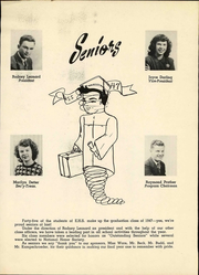 Page 14, 1947 Edition, Eureka High School - Le Memoir Yearbook (Eureka, KS) online yearbook collection