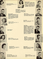 Page 17, 1947 Edition, Eureka High School - Le Memoir Yearbook (Eureka, KS) online yearbook collection