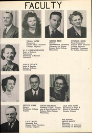 Page 11, 1948 Edition, Eureka High School - Le Memoir Yearbook (Eureka, KS) online yearbook collection