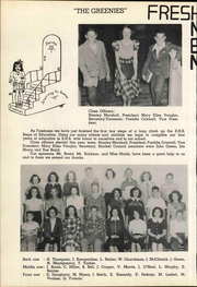 Page 16, 1948 Edition, Eureka High School - Le Memoir Yearbook (Eureka, KS) online yearbook collection
