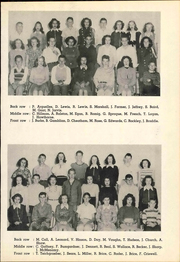 Page 17, 1948 Edition, Eureka High School - Le Memoir Yearbook (Eureka, KS) online yearbook collection