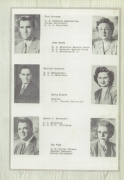 Page 13, 1949 Edition, Council Grove High School - Councilor Yearbook (Council Grove, KS) online yearbook collection