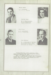 Page 15, 1949 Edition, Council Grove High School - Councilor Yearbook (Council Grove, KS) online yearbook collection