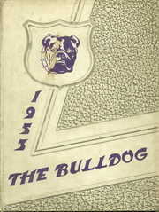1953 Edition, Baldwin High School - Bulldog Yearbook (Baldwin City, KS)