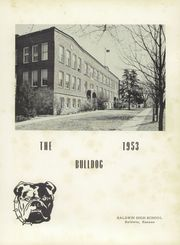 Page 5, 1953 Edition, Baldwin High School - Bulldog Yearbook (Baldwin City, KS) online yearbook collection