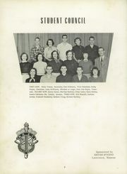 Page 6, 1953 Edition, Baldwin High School - Bulldog Yearbook (Baldwin City, KS) online yearbook collection