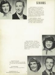 Page 8, 1953 Edition, Baldwin High School - Bulldog Yearbook (Baldwin City, KS) online yearbook collection