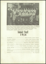 Page 8, 1954 Edition, Baldwin High School - Bulldog Yearbook (Baldwin City, KS) online yearbook collection