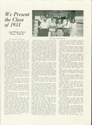 Page 9, 1931 Edition, Kingman High School - Oracle Yearbook (Kingman, KS) online yearbook collection