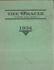 1934 Edition, Kingman High School - Oracle Yearbook (Kingman, KS)
