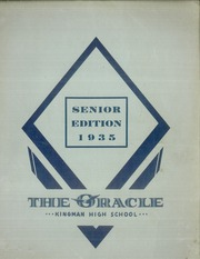 1935 Edition, Kingman High School - Oracle Yearbook (Kingman, KS)