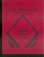 1936 Edition, Kingman High School - Oracle Yearbook (Kingman, KS)