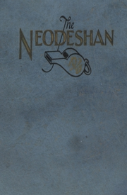 Page 1, 1926 Edition, Neodesha High School - Bluestreak Yearbook (Neodesha, KS) online yearbook collection