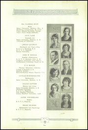 Page 11, 1926 Edition, Neodesha High School - Bluestreak Yearbook (Neodesha, KS) online yearbook collection